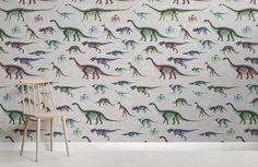 dinosaur-colourful-skeleton-nursery-room