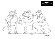 Living Lines Library: Macskafogó 2 / Cat City 2 - Model Sheets & Sketches Cat City, Bats, Mice, Sketches, Characters, Animation, Illustrations, Cartoon, Animals