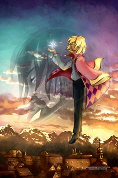 Howl. By, missgizmo. Howl's Moving Castle.