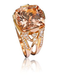 Coussin Cut Amethyst Crystal Yellow Gold Filled Women Lady Ring Taille 7-10