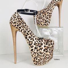 Sexy High Heels, Extreme High Heels, Thigh High Boots Heels, Hot Heels, Ankle Strap Heels, Womens High Heels, Ankle Straps, High Platform Shoes, Olympia Shoes