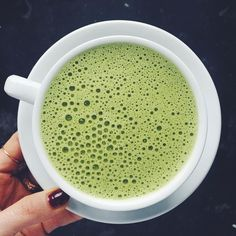 how to make chlorophyll drink