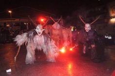 In Tirol hatten am Donnerstag Krampusse, Perchten und Teufel noch einmal ihren großen Auftritt. In zahlreichen Gemeinden fanden in den vergangenen Tagen Umzüge oder Veranstaltungen statt.