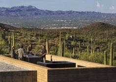 Retiro en el desierto - Noticias de Arquitectura - Buscador de Arquitectura