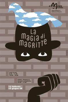 – Magritte Poster