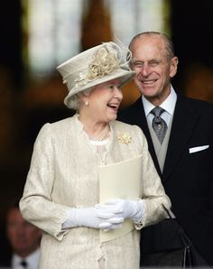"""The Duke, a recipe for togetherness:  """"The main lesson we've learned is that tolerance is the one central ingredient of any happy marriage. It might not be so important when things are going well but it is absolutely vital when things get difficult. ... You can take it from me that the Queen has the quality of tolerance in abundance."""""""