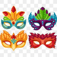 Buy Collection of Cartoon Carnival Masks Decorated by vectorpocket on GraphicRiver. Collection of cartoon illustrations of venetian painted carnival facial masks for a party decorated with feathers and. Hand Drawn Arrows, Arrow Drawing, Venetian Carnival Masks, Feather Vector, Outline Illustration, Free Photoshop, Mask Party, Background Patterns, Vector Art