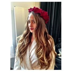 Jemima Kirke #BTS for @Stone Fox Bride
