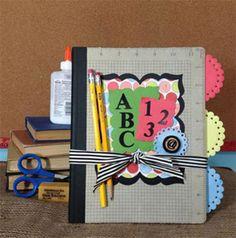 Spellbinders® School #Journal #MichaelsStores
