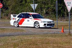 Mitsubishi Lancer Evolution III Rally Car