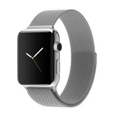 Apple watch band, Decouart Milanese loop Stainless Steel Bracelet for 42mm 38mm