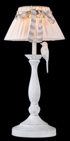 Настольная лампа Elegant Bird ARM013-11-W