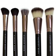 Makeup Geek Face Brush Bundle - Face Brushes - Brushes