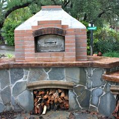 Love pizza? So does this reader who built this backyard pizza oven from scratch. 2013 TOH Dont Buy It, DIY It! Contest | thisoldhouse.com/yourTOH