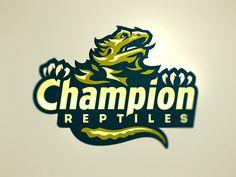 Champion Reptiles Logo