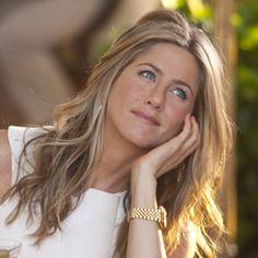 Jennifer Aniston. she's so pretty :) i want her hair