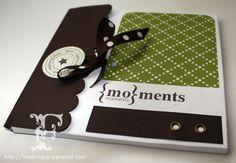 Album par Frederique Morel - Tuto scrap: le blog des tutoriels de scrapbooking!