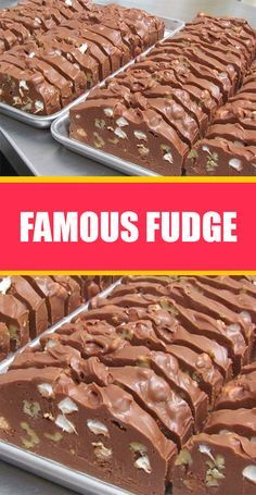 When it comes to sweet treats, fudge is number one at our house. It doesn't really matter what type of fudge I'm making, the kids will devour it as if it was the last piece Peanut Butter Recipes, Fudge Recipes, Candy Recipes, Cookie Recipes, Dessert Recipes, Just Desserts, Delicious Desserts, Chocolates, Hot Fudge Sauce