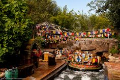 Animal Kingdom -- Kali River Rapids