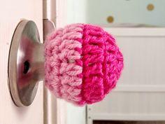 Child-proof Door Knob Covers