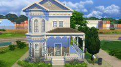 Totally Sims: Tiny Victorian Starter � Sims 4 Downloads