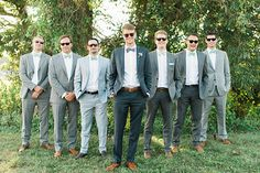 formal shots - bridal party | photos by April Bennett Photography @April Bennett Photography