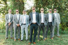 formal shots - bridal party | photos by April Bennett Photography @April Bennett Photography