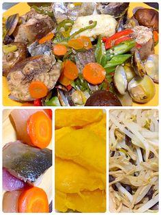 Miki Sanoさんの料理 かわりエノキダケ 子沢山の我が家でコスパアレンジしてみました。を使いもやし炒め ノンオイルでヘルシーに