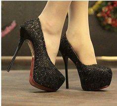 Bonitos zapatos de noche para fiestas | Colección Zapatos 2015