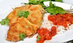 Piccata Milanese, Parmesan, Polenta, Ratatouille, Tandoori Chicken, Quinoa, Curry, Ethnic Recipes, Food
