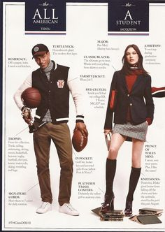 Tommy Hilfiger Ads 2013 | Tommy Hilfiger does the Preppy Handbook