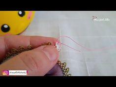 Son Günlerin En Favori İğne Oyası Modelini Marifetli Bir Dokunuşla Yeniden Yorumladım | 898. Model - YouTube Needle Lace, Baby Knitting Patterns