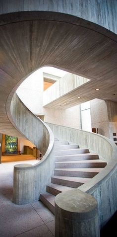 Everson Museum of Arts by I. M. Pei in New York, USA