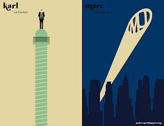 Nueva York vs Paris