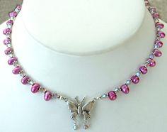 Beaded Necklace Ideas | bead jewelry design ideas | Bead Inspirations Creativity Blog