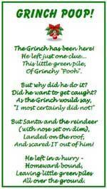 Funny christmas gag gifts poem