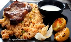 Lamb Chop with Biryani Rice from Chubby Habbi's Mediterranean Grill Lamb Chops, Biryani, Travel Guide, Grilling, Good Food, Rice, Travel Guide Books, Crickets, Healthy Food