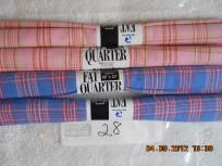 Fat Quarters - New - Shipping Included Lot 28