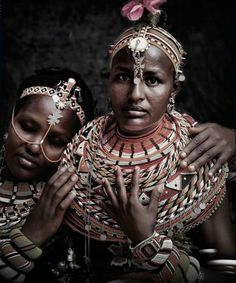 Samburu tribe from kenya and tanzania by jimmy nelson