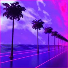 The perfect Trees Road Aesthetics Animated GIF for your conversation. Discover and Share the best GIFs on Tenor. Aesthetic Movies, Purple Aesthetic, Aesthetic Images, Aesthetic Backgrounds, Aesthetic Anime, Aesthetic Wallpapers, Sunset Tumblr, Beach Tumblr, Palm Trees Tumblr