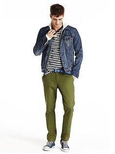 Men's Clothing: Men's Clothing: Head-to-Toe-Looks | Gap