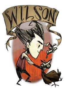 Don't Starve: Wilson