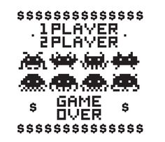 The Invaders are coming for the 2014 Dubai Dollar Project @Media One Hotel  kicks off in March, Player 2, you're up!