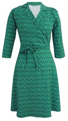 Elena jurk van Froy & Dind, nu online te bestellen bij Solvejg Webshop.