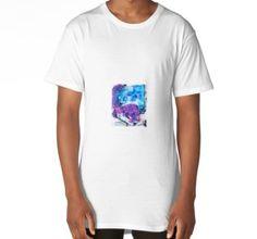 'Otter wasserfarben' Premium T-Shirt von Wolfteamshop Otters, Mens Tops, Stuff To Buy, Shopping, Fashion, Moda, Otter, Fashion Styles, Fashion Illustrations