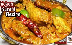 Chicken Karahi Recipe By Chef Zakir - Its just awesome, try it and feel it