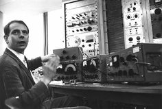 Stockhausen, early inspiration of Andy Mackay's