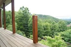 cable deck railing - Google Search
