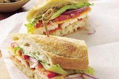 Caesar Chicken Subs Recipe  http://www.food2goodhealth.com/Recipe/Meat/Pepperoni/Csar-Chicken-Subs-Recipe.aspx/1763.883_90549.081_1