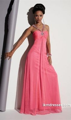 http://www.ikmdresses.com/2014-Halter-Beaded-Straps-Prom-Dress-Ruched-Bodice-Open-Back-With-Flowing-Chiffon-Skirt-p83070